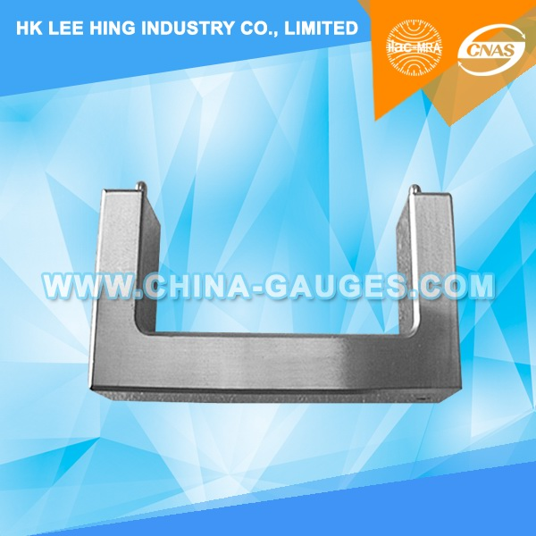 UL 498 Figure 118.1 Receptacle Test Fixture SB1276A